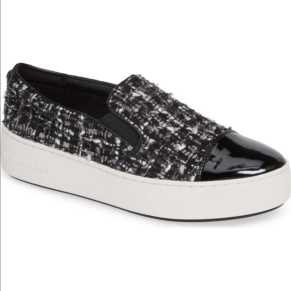 Tia Slip On Platform Sneaker 85